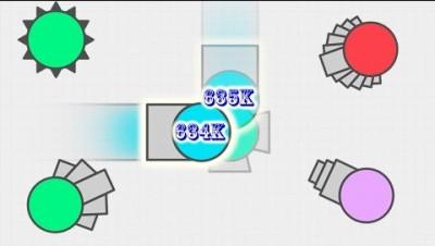 Diep.io - The Ruthless Annihilator (635K & 634K Scores)