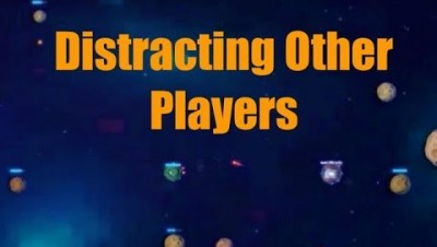 Distracting Other Players Astroe.io