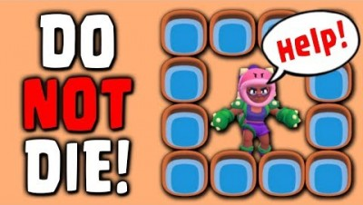 DO NOT DIE CHALLENGE! Brawl Stars Funny Moments & Fails & Glitches
