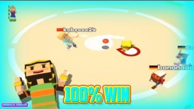 DODGEBALL.IO [LAST MAN STANDING] 100.00% WINNING STRATEGY | NEW IO GAME - IOS & ANDROID APP