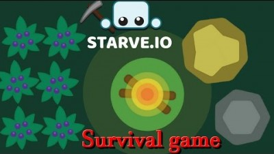 Starve io BETA — Play for free at Titotu io