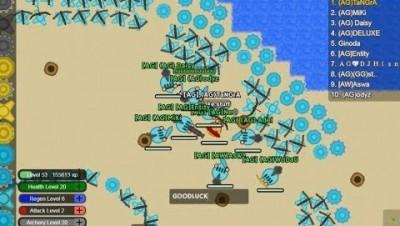 Doomed.io Best Diamond Base 4 Diamond Golems Kills