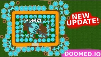 DOOMED.IO NEW LAVA UPDATE NEW TOOLS, NEW DESIGN DOOMED.IO | LeeZY | Corrupt X (New Update )