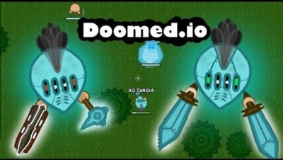 Doomed.io PvP Gameplay | Diamong Gear Fights