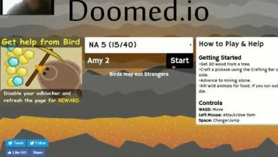 doomed.io with commentary