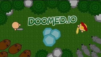 Doomed Island Base | Doomed.io Game play