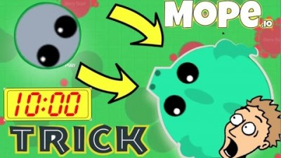 DRAGON IN UNDER 10 MINS // WORLD RECORD? // MOPE.io