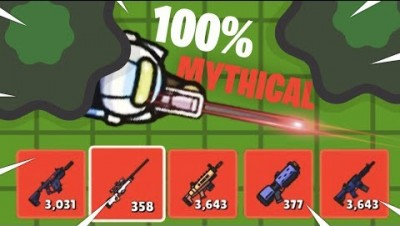 DREAM MYTHICAL COMBO! // ZombsRoyale.io