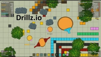Drillz.io High Score New Game!!?
