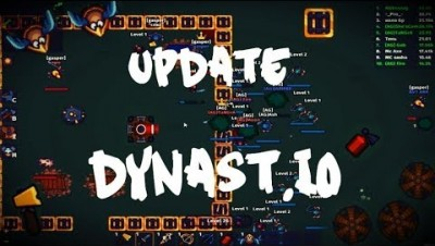 Dynast.io Archer Towers Hydrant Towers Gold Axe Gold Walls New Update