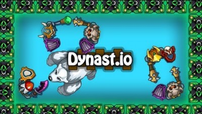 Dynast.io *NEW* Battle Royale Custome Mode