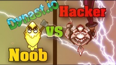 Dynast.io | Noob vs Hacker | Mc AXE