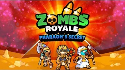 EGYPT ARRIVES! *SEASON UPDATE* // ZombsRoyale.io