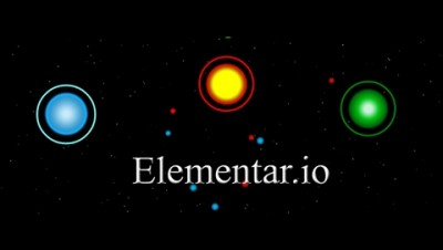 Elementar.io NEW IO GAME All elements gameplay plus boss fight