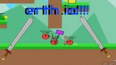 Erth.io Game | Archer Warrior Magician Paladin Lancer | Erth.io Gameplay