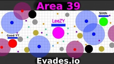 EVADES.IO BEST TACTICS and FULL GAME WALKTHROUGH ? | EVADES.IO LeeZY Slith Fady