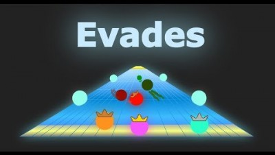 Evades.io Livestream - Server is Europe 7