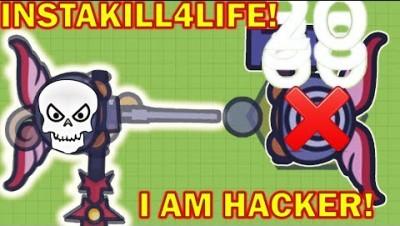 Every Insta-Kill Montage Ever (Moomoo.io Parody)