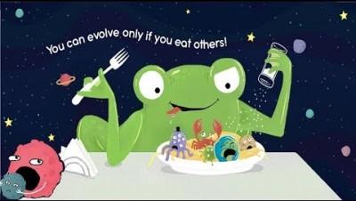 Evo.io (Capture.io) All Evolutions - The Planets