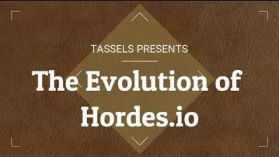 Evolution of Hordes.io