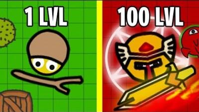Эволюция АРХАНГЕЛ! - Swordz.io Новая io Игра