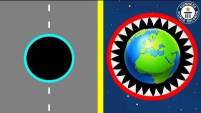Эволюция ЧИТ ДЫРКИ! - Hole.io World Record