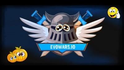 EvoWars.io- c 1 до 19 :)