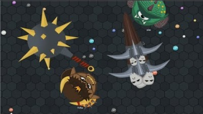 EvoWars.io Evolutions 23/23 [Minotaur] World Epic Kills