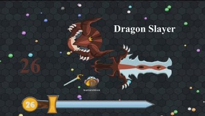 EvoWars.io Evolutions Unlocked 26/26 [Dragon Slayer]