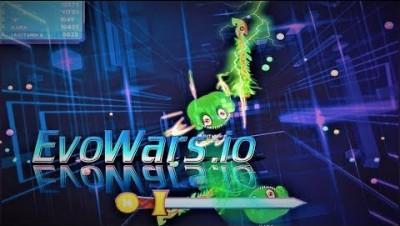 EvoWars.io New Io Game|EvoWars.io Max Evolution Gameplay | All Evolutions