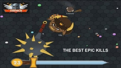 Evowars.io THE BEST EPIC KILLS Unlocked 23/23