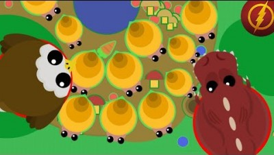 FARM SNAILS IN MOPE.IO