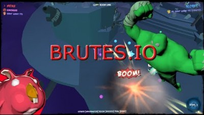 Fight Compilation: Brutes.io!