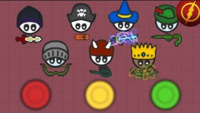 Fightz.io All Weapons & All Skins