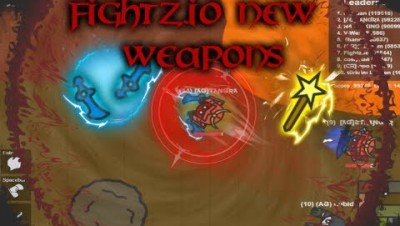 Fightz.io LvL 16 Samurai Set And Ninja Set Update And Gameplay