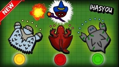 FIGHTZ.IO NEW MEGA YETI BOSS & PORTAL WEAPONS! Fightz.io New Update Tutorial & Gameplay Guide