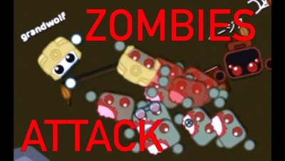FILTHY HUNGRY STARVING ZOMBIES NEW UPDATE (STARVE IO)