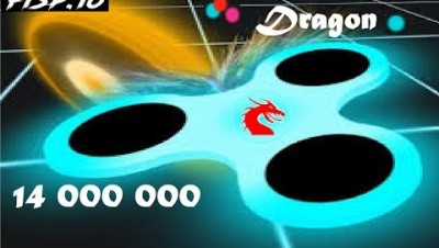 Fisp.io High Score (Spinner.io) 14300000 Score (WORLD RECORD)