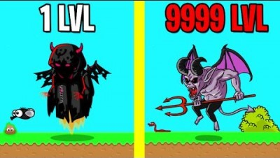 FlyOrDie.io ALL BOSSES! DEMONIC ANGEL BOSS!