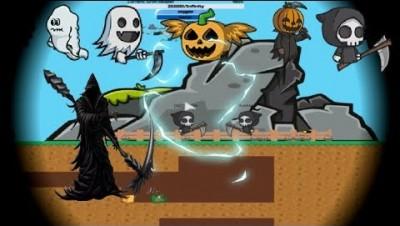 FlyOrDie.io Grim Reaper Vs All Animals | All New Animals On FlyOrDie.io
