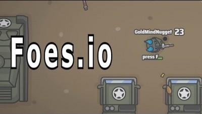 Foes.io - 7 Winstreak | New Updates