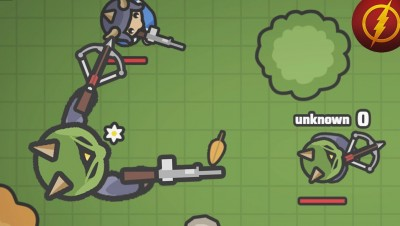 Foes.io New .io Game | Last Man Standing