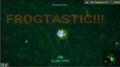 Frogtastic!! - The series - Frogar.io