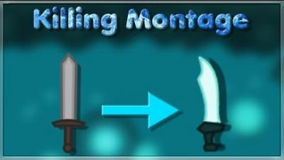 From Stone Sword to Dragon Sword  Starve.io Kills Montage