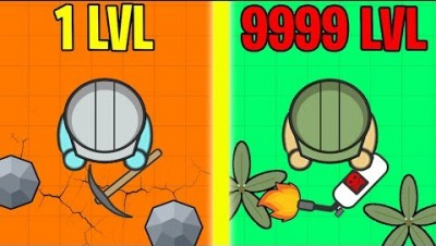 GALLONS.IO MAX LEVEL EVOLUTION! GALLONS.IO MAX LEVEL! (New iO Game)