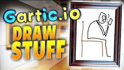 Gartic.IO - ONLINE DRAWING GAME | BETTER THAN SKRIBBL.IO? - Gartic.io Gameplay