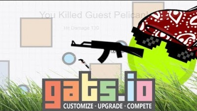 Gats.io - THIS IS ANOTHER GAME