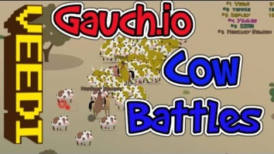 Gauch.io - Gameplay I First Place