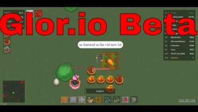 Glor.io   Beta Server   First Look