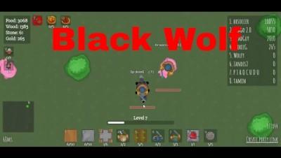 Glor.io   Black Wolf